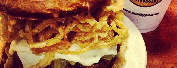 Scotty P's Hamburgers is one of FOOD in Dallas-Ft Worth Metroplex.