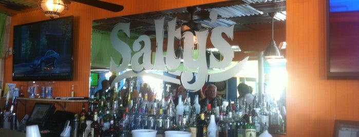 Salty's Gulfport is one of My Beaches.