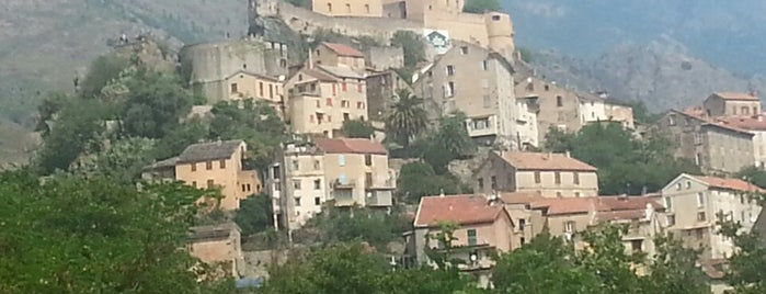 Corte is one of Haute-Corse.