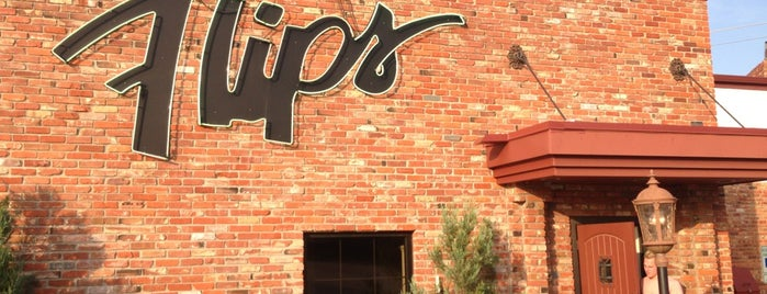 Flip's Wine Bar & Trattoria is one of Favorite OKC Spots.