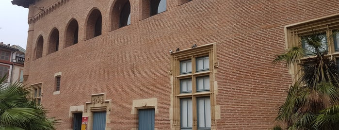 Musée Saint-Raymond is one of Toulouse.
