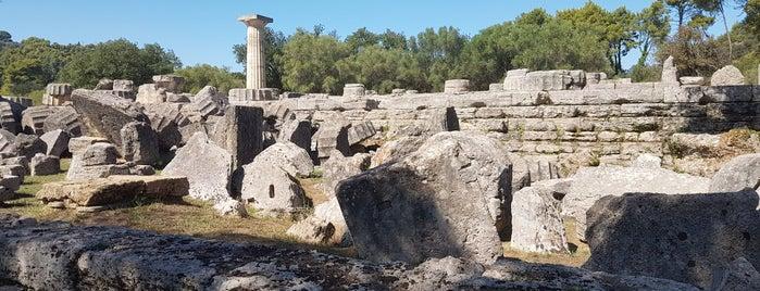 Temple of Zeus is one of Lieux qui ont plu à Marco.