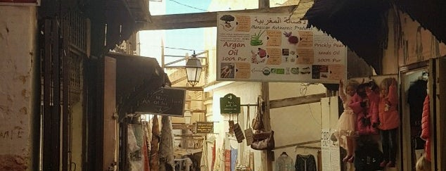 Henna Souk is one of Morocco.