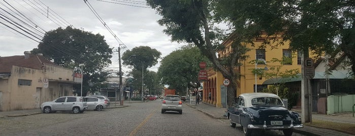 Santa Felicidade is one of Curitiba.