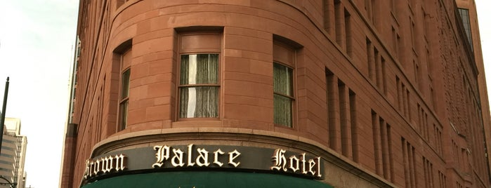 Palace Arms at Brown Palace is one of Denver's Best.