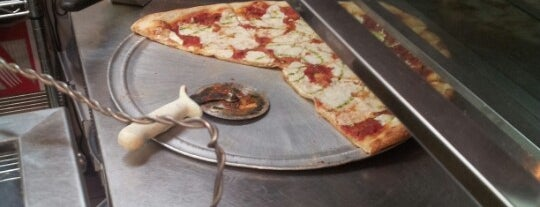 Luigi's Pizzeria is one of Brooklyn-Bound.