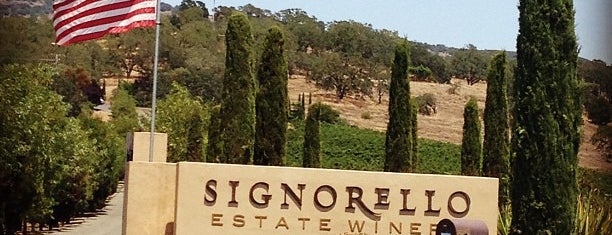 Signorello Estate is one of Napa Valley.