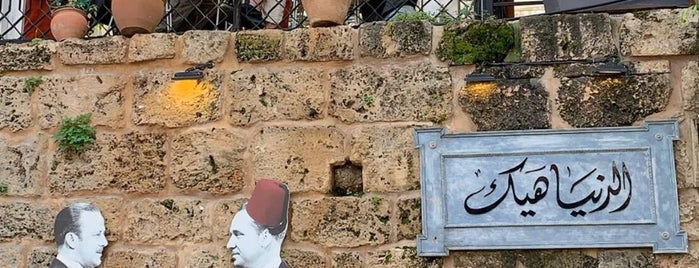 El Denye Hek  الدنيا هيك is one of Lebanon.