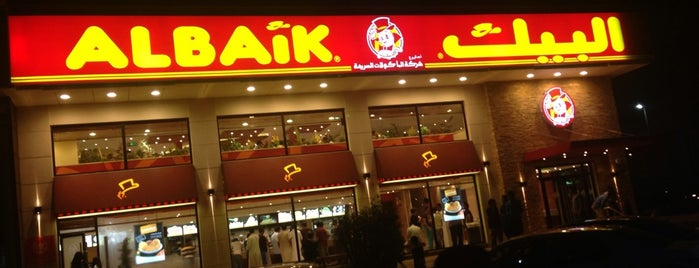 Al Baik is one of Jeddah.