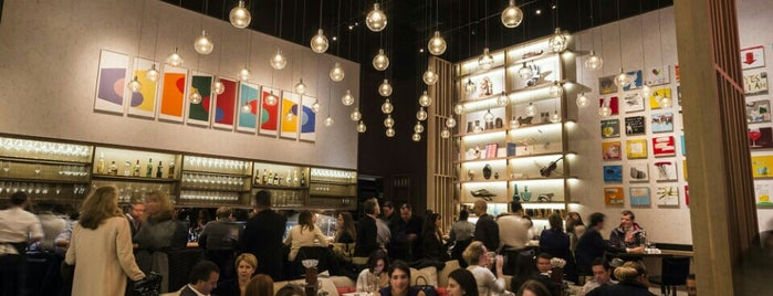 Aldo Sohm Wine Bar is one of NYC (Hell's Kitchen/ Midtown West): Food Best Bets.