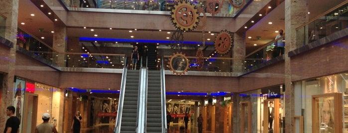 ТРЦ «Райкин Плаза» is one of TOP-100: Торговые центры Москвы.
