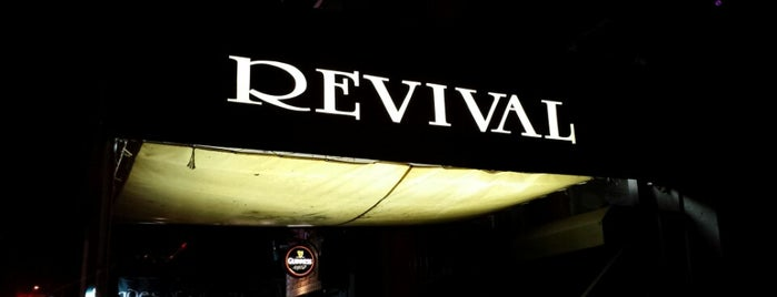 Revival is one of Drinkup - Monday's a Holiday!.