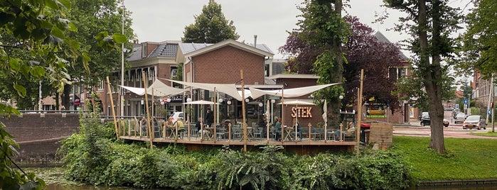 Stek is one of Leeuwarden.