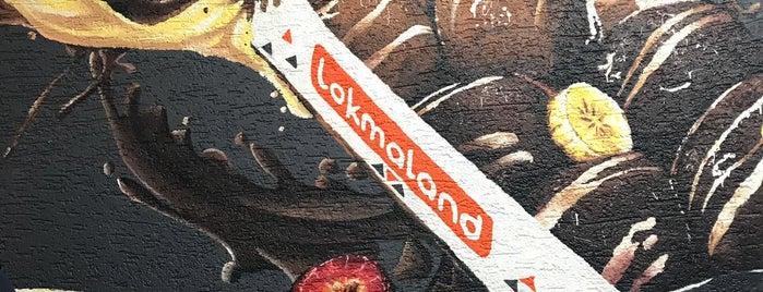 Avcılar Lokmaland is one of Naciye'nin Beğendiği Mekanlar.