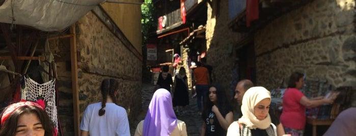 Cumalıkızık Meydan is one of Lugares favoritos de Naciye.