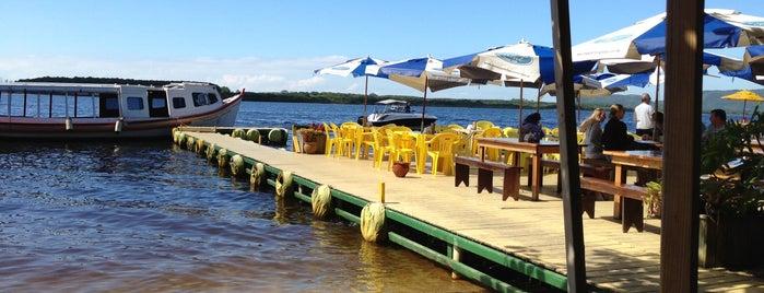Lagoa Azul is one of Lieux qui ont plu à Luis Henrique.