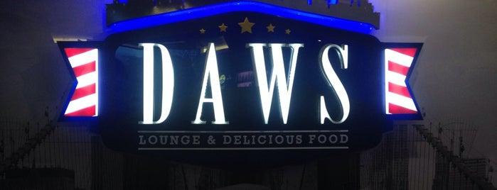 Daws Lounge & Delicious Food is one of Lugares Visitados.