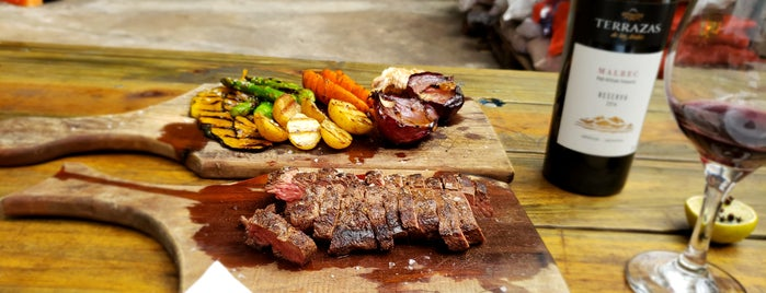 Quintal Do Debetti is one of Steaks, Carnes.