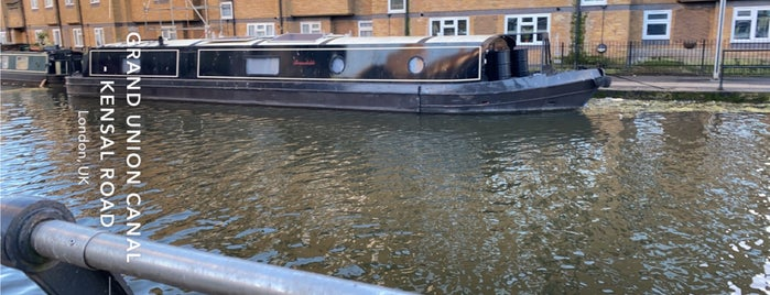 Grand Union Canal - Kensal Road is one of Went Before 4.0.