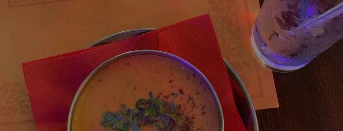 Krishna is one of Berlin Restaurant.