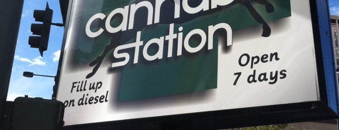 Cannabis Station is one of Misclassified Venues.