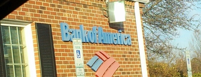 Bank of America is one of Lieux qui ont plu à Toon.