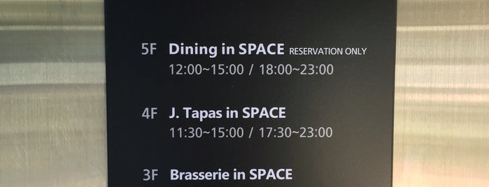 J. Tapas in SPACE is one of Lugares guardados de Hayan.