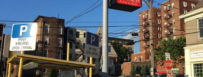 Chestnut Street Parking Garage is one of West Va.