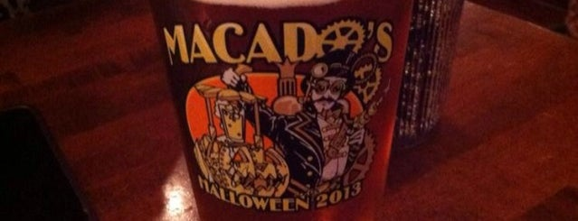 Macado's is one of Holiday Road.