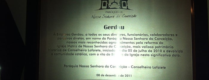 Gerdau is one of Lugares favoritos de Fernando.