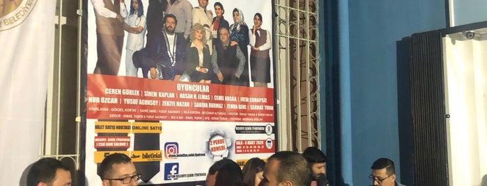 RAM Kültür Merkezi is one of Arzu'nun Beğendiği Mekanlar.