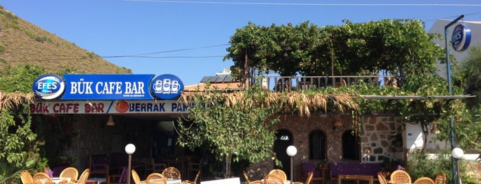 Bük Cafe Berrak Pansiyon is one of Lieux qui ont plu à Ahmet.