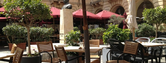 Pjazza San Gwann is one of Malta.