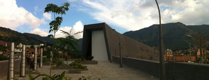 Museo Casa de la Memoria is one of Medellín.