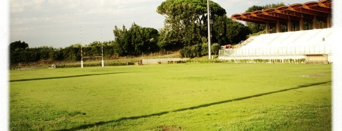 Stadio del Rugby Frascati is one of Rugby.