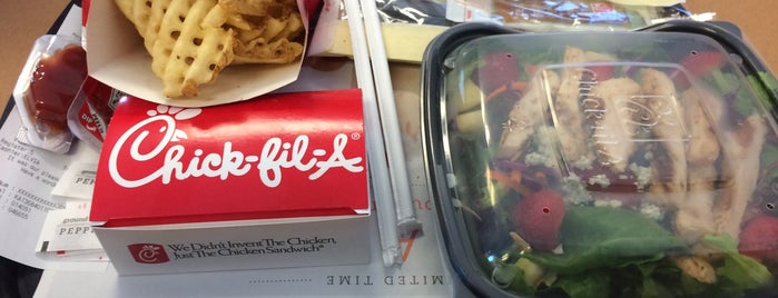 Chick-fil-A is one of Andrea 님이 좋아한 장소.