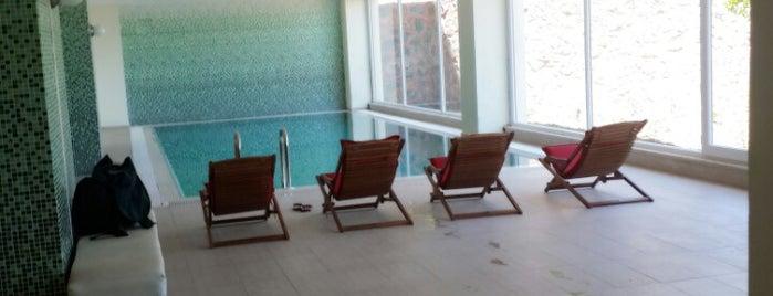 Sagalassos Lodge Hotel is one of Lugares favoritos de Mehtap.