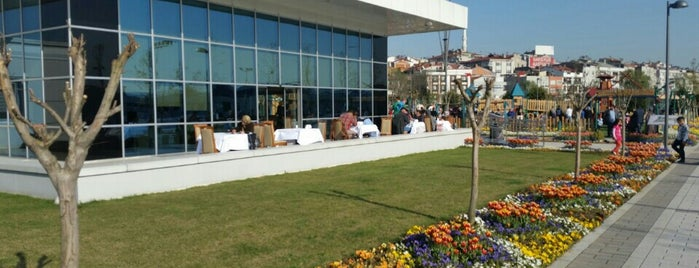 İBB Çırpıcı Sosyal Tesisleri is one of Locais salvos de Begüm.