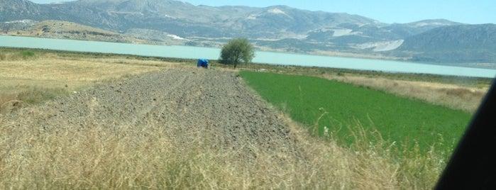 Yarışlı Gölü is one of burdur.
