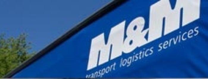 M&M Transport Logistics (pvt) Ltd is one of Posti che sono piaciuti a Bora.