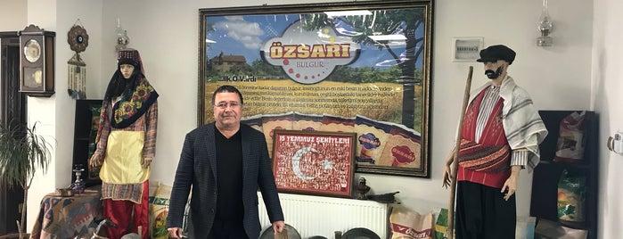 Özsarı Gıda is one of Tempat yang Disukai Nuri.