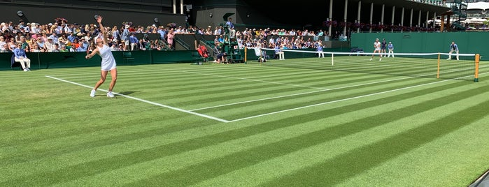 Court No.9 is one of Grand Slam.