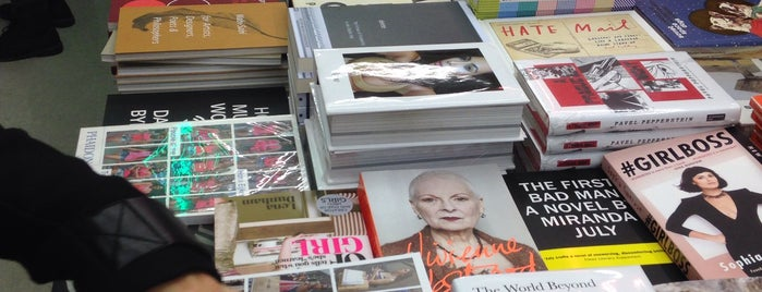 Artwords Bookshop is one of Best London places to buy photo books & mags.