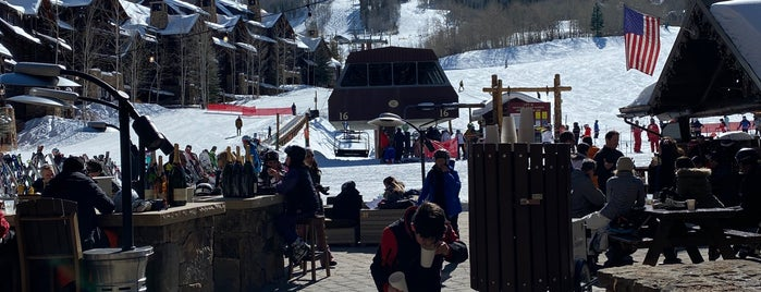 Beaver Creek Resort is one of Lugares favoritos de kerry.
