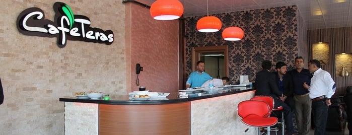 Cafe Teras & Bistro is one of Lieux sauvegardés par ✨Емел.