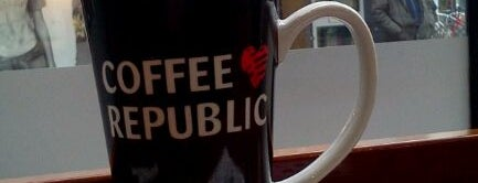 Coffee Republic is one of Jersey.