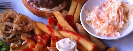 Zsa Zsa Burger is one of 30 Tage Restaurant-Challenge.