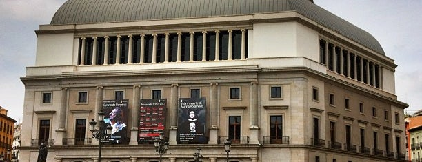 Teatro Real de Madrid is one of Posti che sono piaciuti a José.