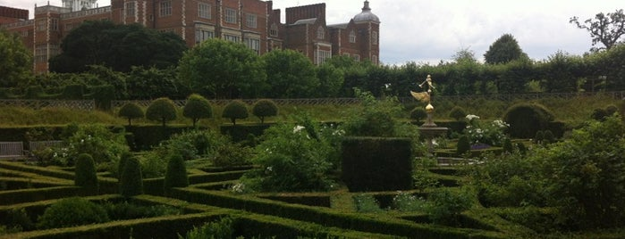 Hatfield House is one of UK Film Locations.