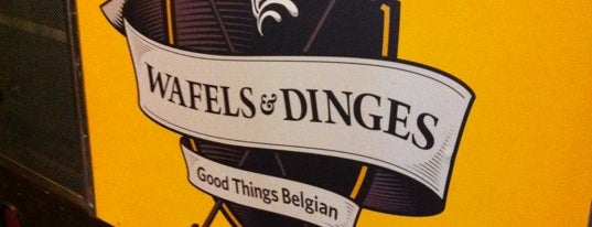 Wafels & Dinges - Herald Square is one of CUPS App.